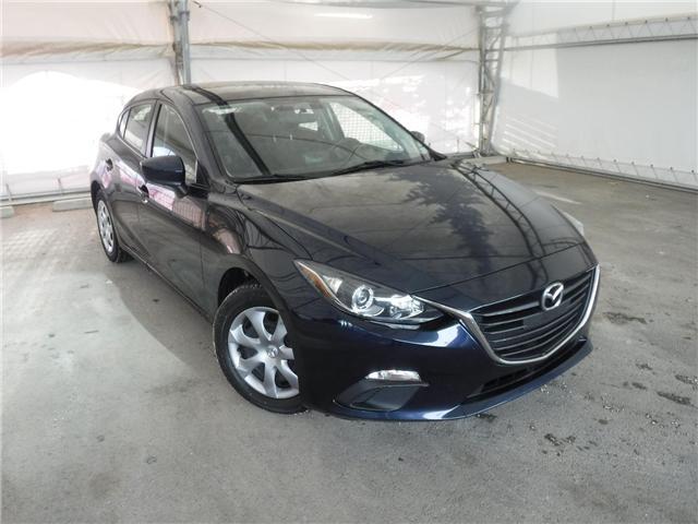 2016 Mazda Mazda3 GX (Stk: S1610) in Calgary - Image 1 of 26