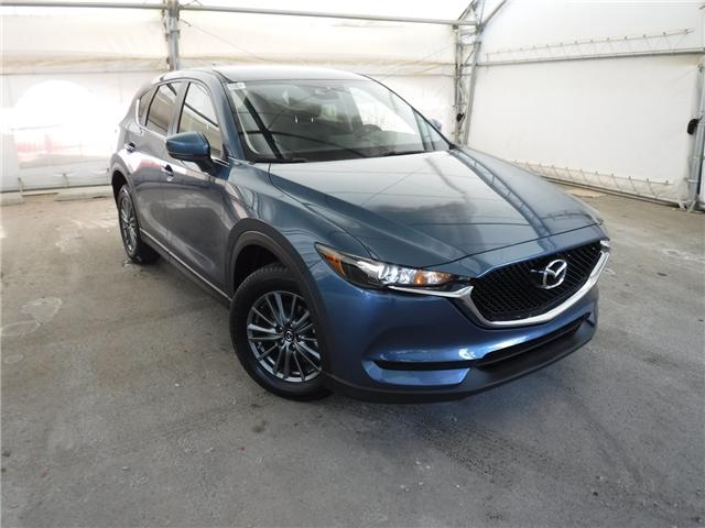 2018 Mazda CX-5 GS (Stk: B376520) in Calgary - Image 1 of 27