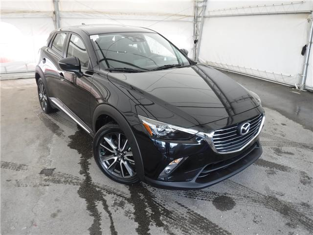 2017 Mazda CX-3 GT (Stk: S1641) in Calgary - Image 1 of 30