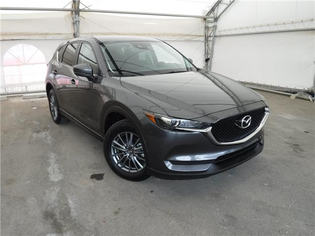 2018 Mazda CX-5 GS (Stk: B384606) in Calgary - Image 1 of 26