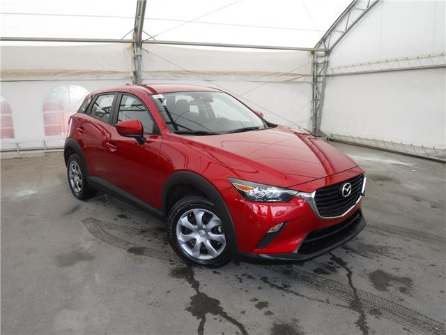 2018 Mazda CX-3 GX (Stk: S3031) in Calgary - Image 1 of 11