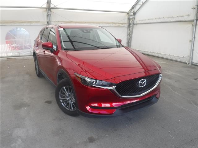 2018 Mazda CX-5 GS (Stk: B378656) in Calgary - Image 1 of 14