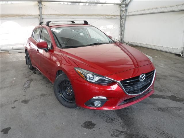 2016 Mazda Mazda3 Sport GT (Stk: ST1837) in Calgary - Image 1 of 17