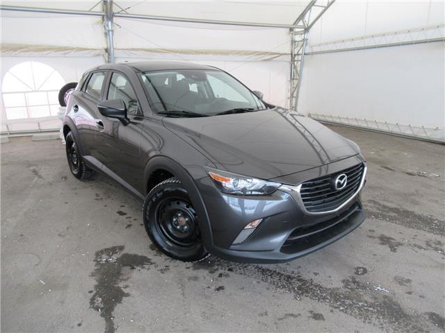 2018 Mazda CX-3 GS (Stk: S3222) in Calgary - Image 1 of 25