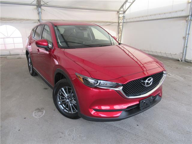 2017 Mazda CX-5 GS (Stk: S3233) in Calgary - Image 1 of 27