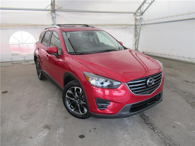 2016 Mazda CX-5 GT (Stk: ST1941) in Calgary - Image 1 of 28