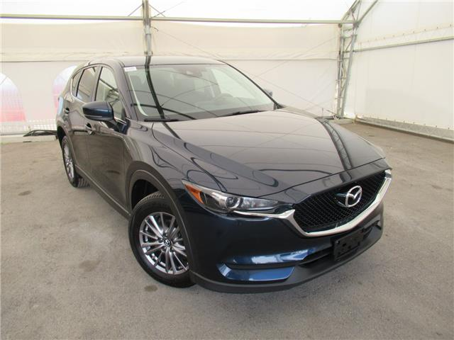 2018 Mazda CX-5 GS (Stk: ST1960) in Calgary - Image 1 of 26