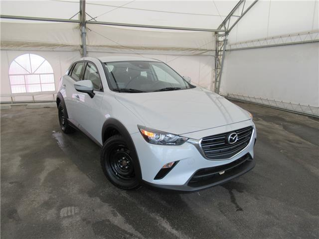 2019 Mazda CX-3 GS (Stk: S3111) in Calgary - Image 1 of 25