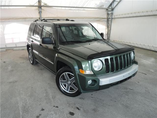 2008 Jeep Patriot Limited (Stk: ST1618) in Calgary - Image 1 of 25
