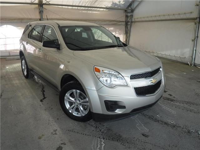 2015 Chevrolet Equinox LS (Stk: S1624) in Calgary - Image 1 of 24