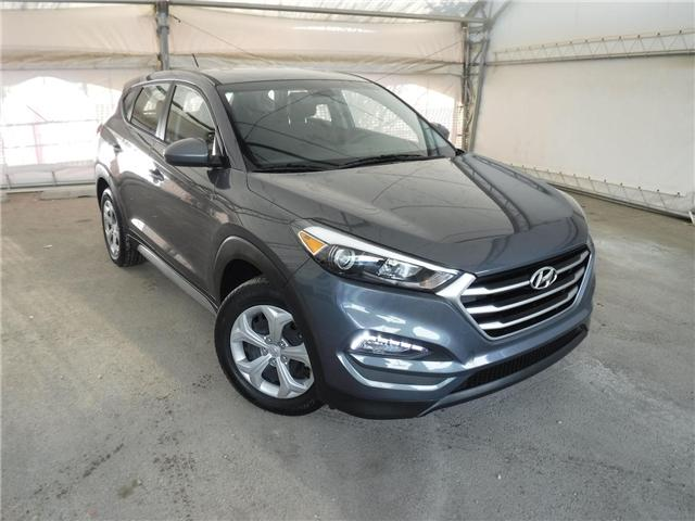 2018 Hyundai Tucson Base 2.0L (Stk: S1629) in Calgary - Image 1 of 26