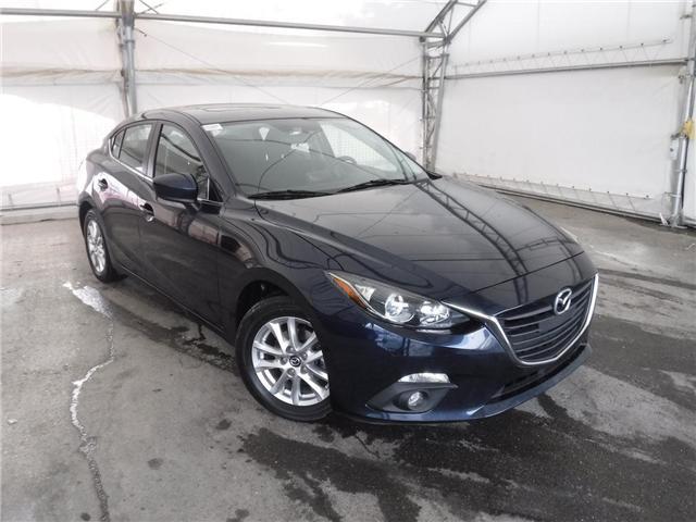 2014 Mazda Mazda3 GS-SKY (Stk: S1586) in Calgary - Image 1 of 25