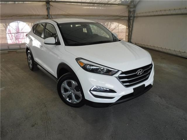 2018 Hyundai Tucson Base 2.0L (Stk: S1628) in Calgary - Image 1 of 26