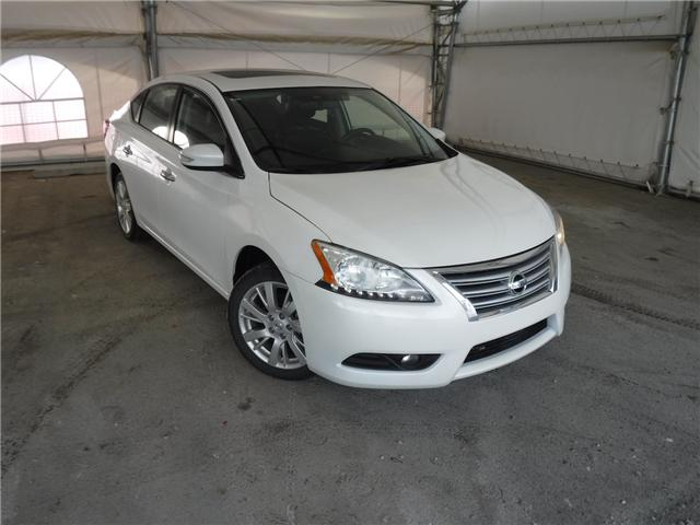 2015 Nissan Sentra 1.8 SL (Stk: S1632) in Calgary - Image 1 of 29