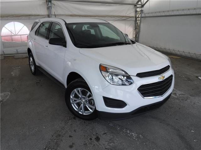 2017 Chevrolet Equinox LS (Stk: S1636) in Calgary - Image 1 of 25