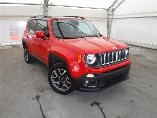2016 Jeep Renegade North (Stk: ST1741) in Calgary - Image 1 of 27
