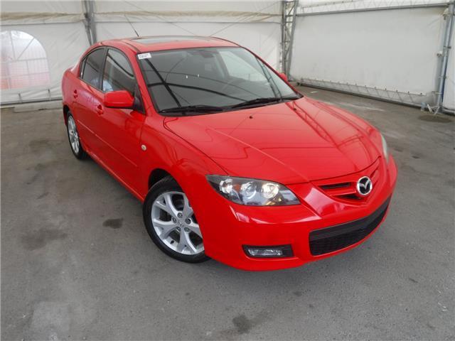 2007 Mazda Mazda3 GT (Stk: ST1754) in Calgary - Image 1 of 23