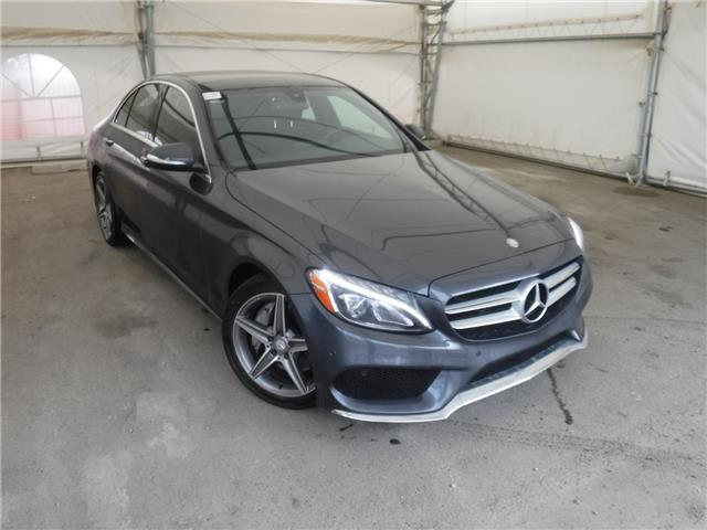 2015 Mercedes-Benz C-Class Base (Stk: ST1749) in Calgary - Image 1 of 12