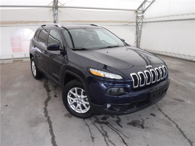 2014 Jeep Cherokee 26J (Stk: S3044) in Calgary - Image 1 of 14