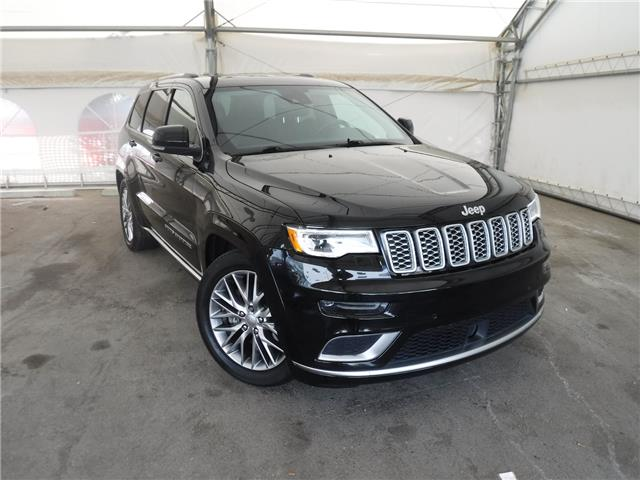 2017 Jeep Grand Cherokee 28R Summit (Stk: ST1779) in Calgary - Image 1 of 29
