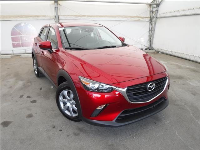 2019 Mazda CX-3 GX (Stk: S3064) in Calgary - Image 1 of 25