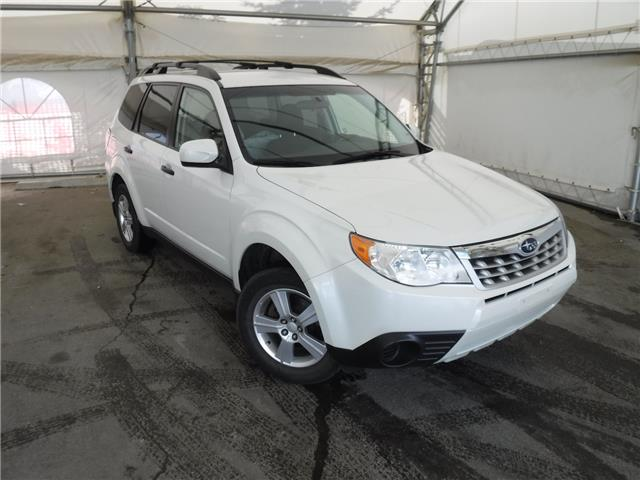 2011 Subaru Forester 2.5 X Convenience Package (Stk: ST1835) in Calgary - Image 1 of 13