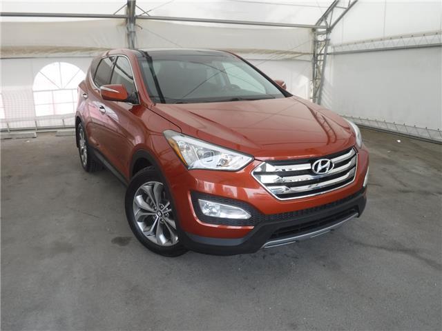 2013 Hyundai Santa Fe Sport 2.0T Limited (Stk: ST1833) in Calgary - Image 1 of 28