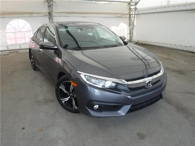 2016 Honda Civic Touring (Stk: S3099) in Calgary - Image 1 of 25