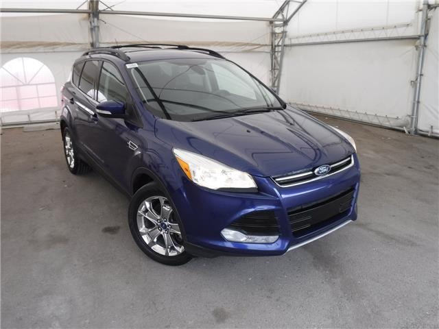 2013 Ford Escape SEL (Stk: ST1834) in Calgary - Image 1 of 27