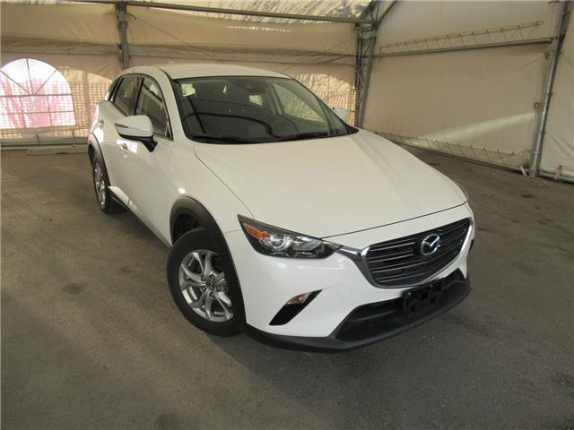 2019 Mazda CX-3 GS (Stk: S3094) in Calgary - Image 1 of 18