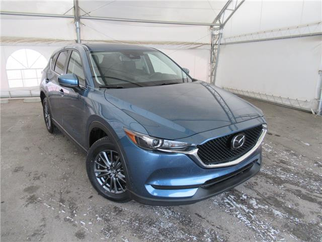 2019 Mazda CX-5 GS (Stk: B611941) in Calgary - Image 1 of 27