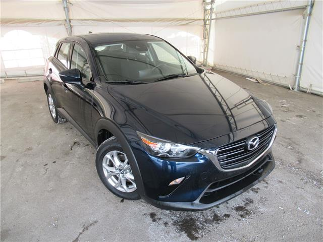 2019 Mazda CX-3 GS (Stk: B433379) in Calgary - Image 1 of 24