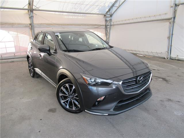 2019 Mazda CX-3 GT (Stk: B440146) in Calgary - Image 1 of 27