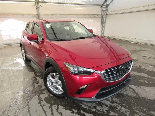 2019 Mazda CX-3 GS (Stk: B440004) in Calgary - Image 1 of 25