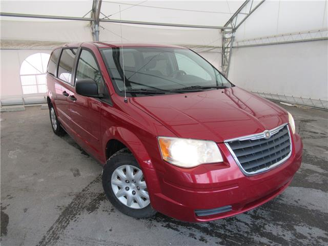 2008 Chrysler TOWN & COU LX (Stk: ST1853) in Calgary - Image 1 of 23