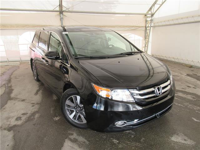 2014 Honda Odyssey Touring (Stk: S3234) in Calgary - Image 1 of 29