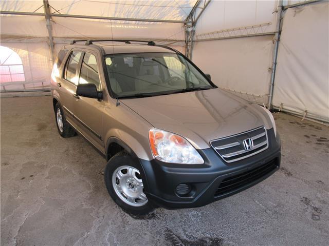 2005 Honda CR-V LX (Stk: ST1901) in Calgary - Image 1 of 19