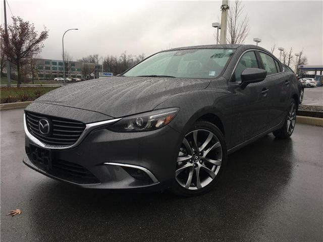 2017 Mazda MAZDA6 GT (Stk: 7M206) in Chilliwack - Image 1 of 5
