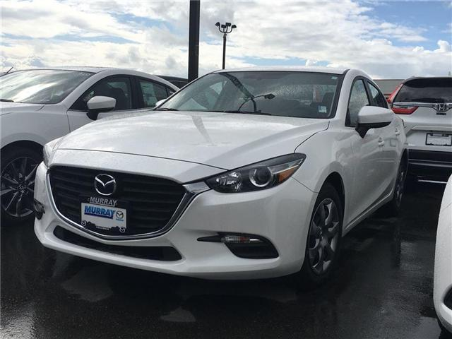 2018 Mazda Mazda3 GX (Stk: 8M108) in Chilliwack - Image 1 of 5