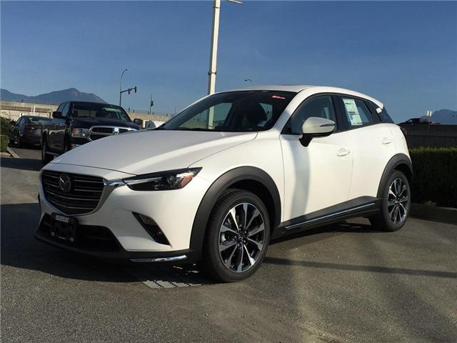 2019 Mazda CX-3 GT (Stk: 9M027) in Chilliwack - Image 1 of 5