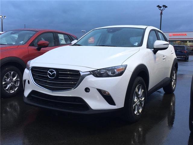 2019 Mazda CX-3 GS (Stk: 9M037) in Chilliwack - Image 1 of 5