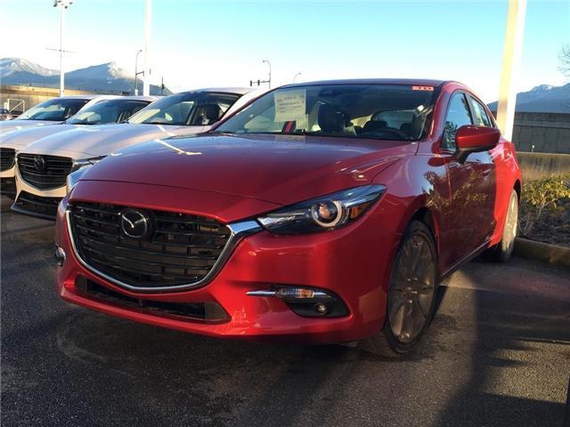 2018 Mazda Mazda3 GT (Stk: 8M309) in Chilliwack - Image 1 of 5
