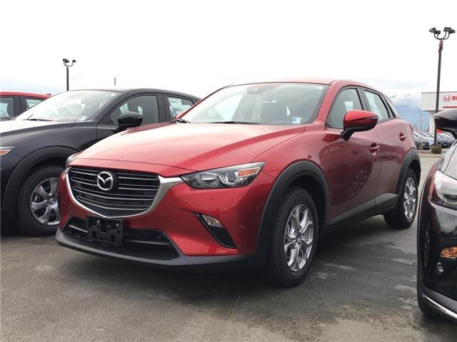 2019 Mazda CX-3 GS (Stk: 9M052) in Chilliwack - Image 1 of 5