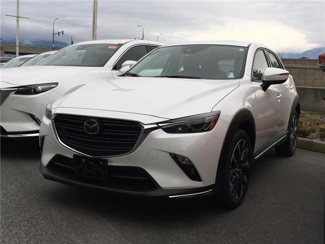 2019 Mazda CX-3 GT (Stk: 9M053) in Chilliwack - Image 1 of 5