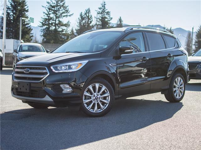 2017 Ford Escape Titanium (Stk: 8M002A) in Chilliwack - Image 1 of 21
