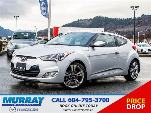 2015 Hyundai Veloster Tech (Stk: B0254) in Chilliwack - Image 1 of 30