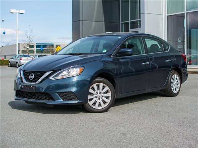 2017 Nissan Sentra 1.8 SV (Stk: B0273) in Chilliwack - Image 1 of 21