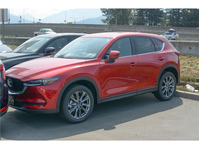 2019 Mazda CX-5 Signature (Stk: 9M191) in Chilliwack - Image 1 of 5
