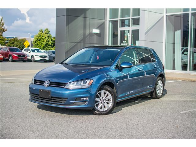 2016 Volkswagen Golf 1.8 TSI Comfortline (Stk: 9M162A) in Chilliwack - Image 1 of 22
