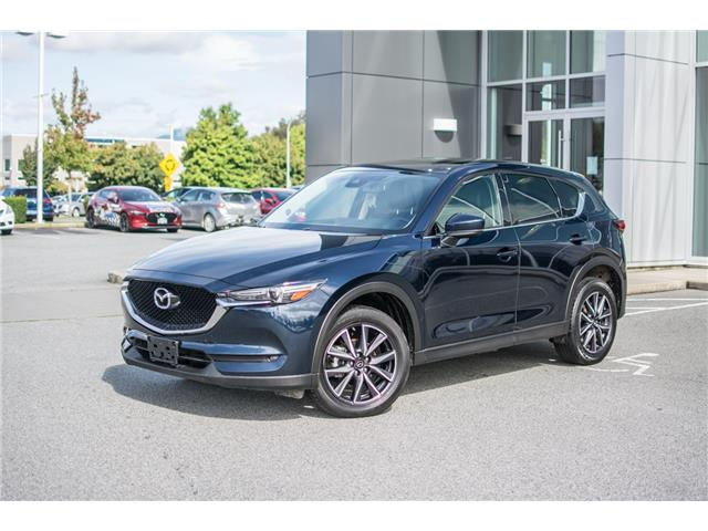 2018 Mazda CX-5 GT (Stk: B0355) in Chilliwack - Image 1 of 27